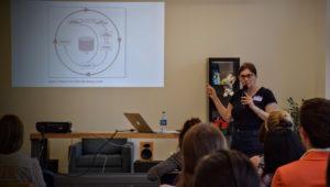 Meta Brown discusses the CRISP-DM steps and process